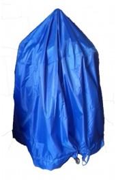 Универсальный чехол для тандыра синий
