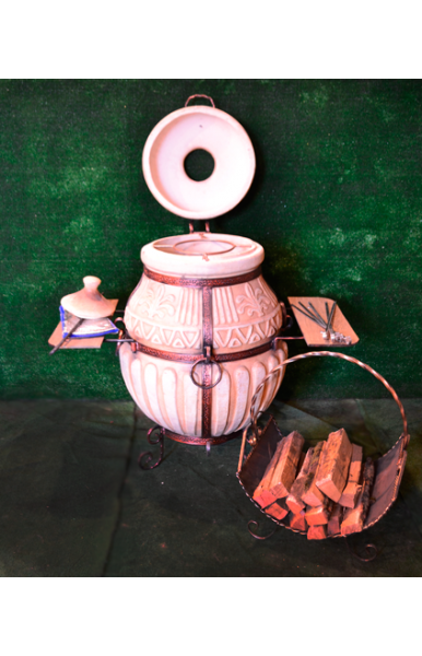 Classic печь тандыр Tehni-x диаметр горловины 29 см.